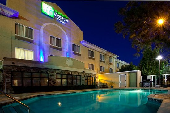 swimming pool picture of holiday inn express suites jacksonville blount island. Black Bedroom Furniture Sets. Home Design Ideas