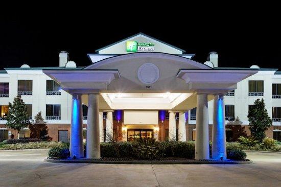 Crockett, Τέξας: Hotel Exterior