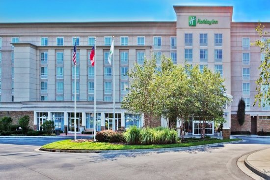 Holiday Inn - Gwinnett Center: Holiday Inn Gwinnett Center Exterior