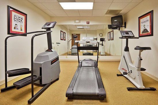 Conover, Carolina del Norte: Fitness Center