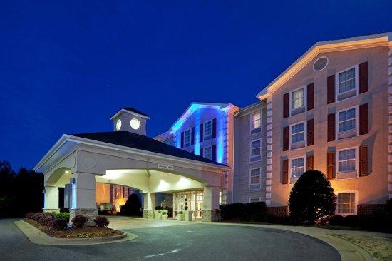 Conover, Caroline du Nord : Hotel Exterior