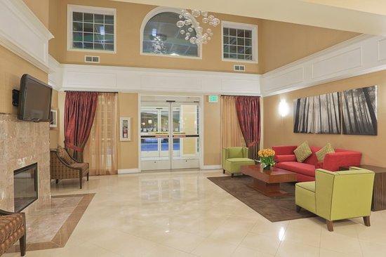 San Mateo, CA: Hotel Lobby