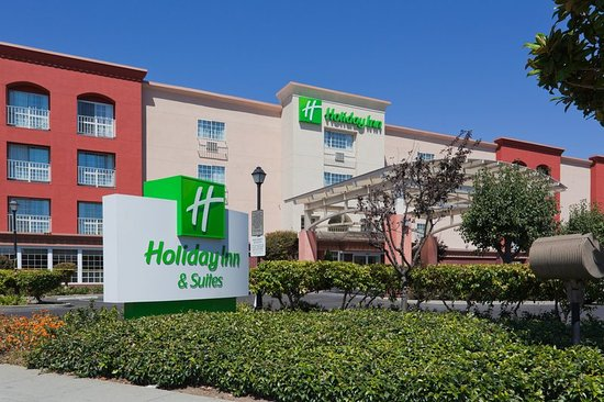 Holiday Inn San Mateo-San Francisco SFO: Hotel Exterior
