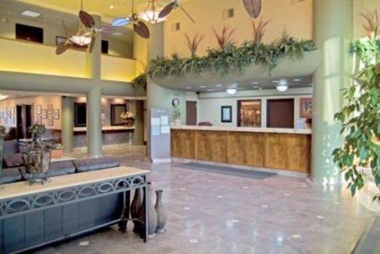 Yakima, WA: Lobby view