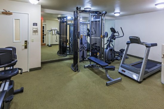 Round Rock, TX: Enjoy a great workout in our 24 hour Fitness Center!
