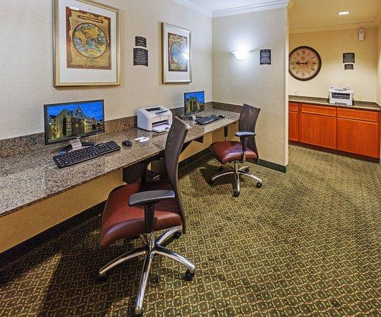 Round Rock, TX: Business Center
