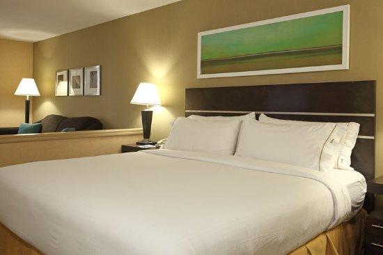 Vernon, Canada: Guest Room