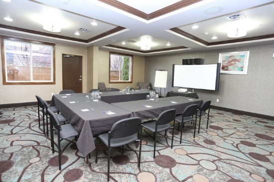 Vernon, Canada: Meeting Room with Free Wi-Fi