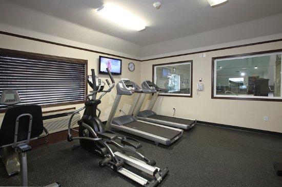 Вернон, Канада: Fitness Center