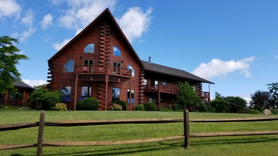 Point Au Roche Lodge Aufnahme