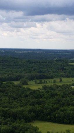 Hubertus, WI: View