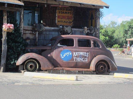 Cottonwood, AZ: Past his prime.