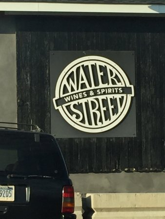 Penn Yan, นิวยอร์ก: Water Street Wine Bar