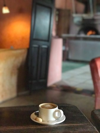 Zamas: Capuccinos and Comfort- truly perfection