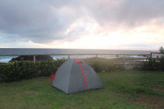 Camping Mihinoa: Le camping