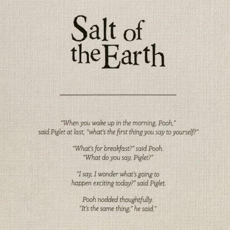 Fennville, MI: Salt of the Earth