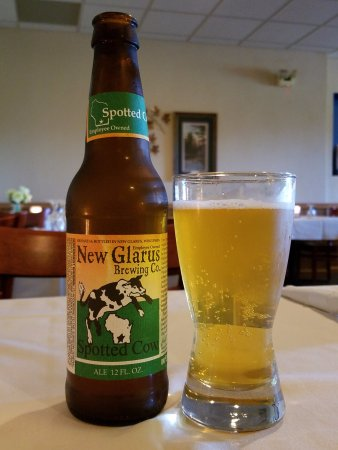 New London, WI: Spotted Cow
