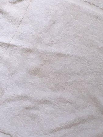 Kapaa Sands: brown bath mat
