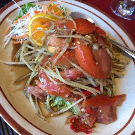 Thai Food Downtown Calgary