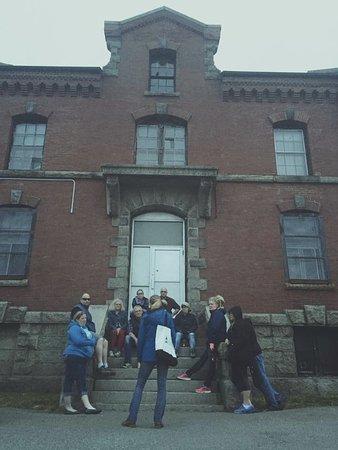 Ярмут, Канада: Last stop on the Eerie Tour
