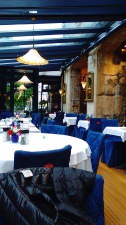 Hotel Residence Le Montbrillant: 朝食はこちらでとります
