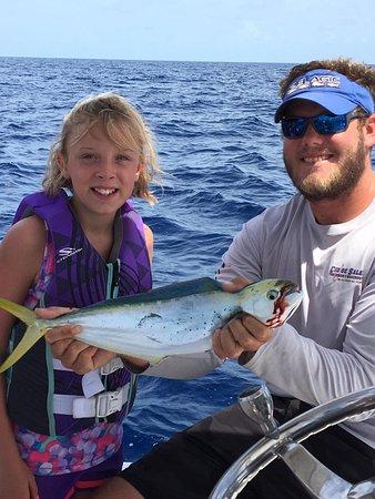 Cudjoe Key, FL: Riley's dolphin