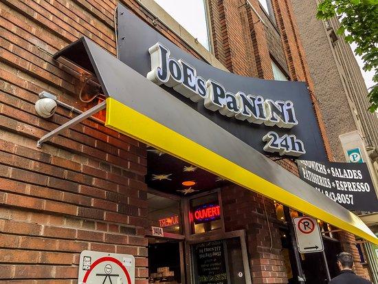 Photo of Joe's Panini in Montreal, , CA