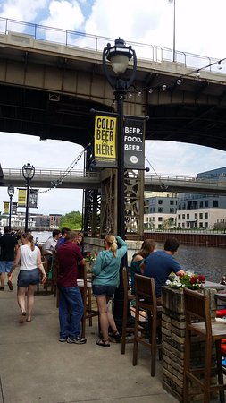 Riverfront Picture Of Lakefront Brewery Beer Hall