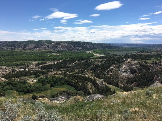 View from the Oxbow Overlook
