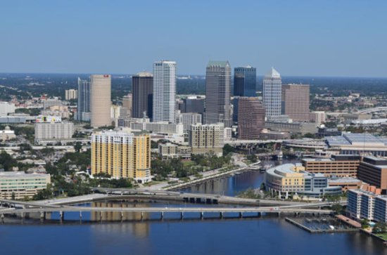 Downtown og Tampa Bay Helikopter Tour