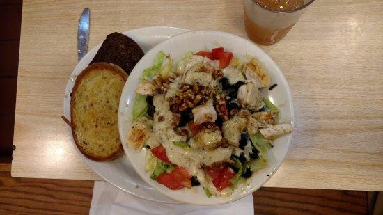 Cecil's Delicatessen & Bakery: honey chicken salad
