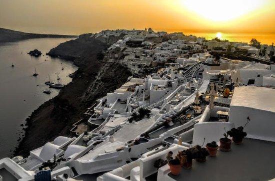 Private Half-Day Tour of Santorini