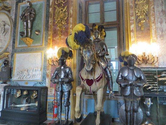 Armeria Reale: Экспонат