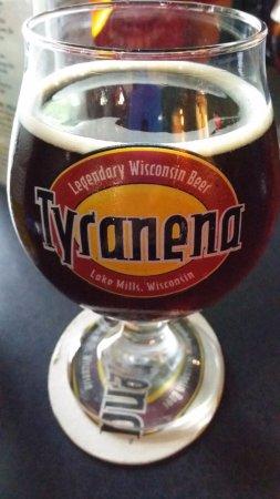 Tyranena Brewing Company: Beer