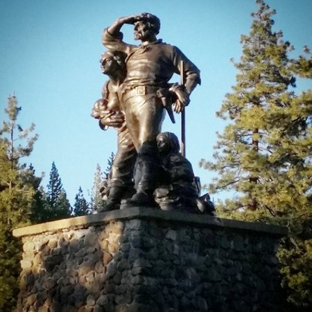 Donner Memorial State Park and Emigrant Trail Museum