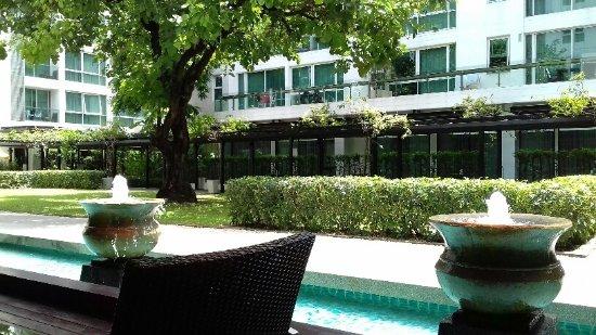 Amari Residences Bangkok Photo