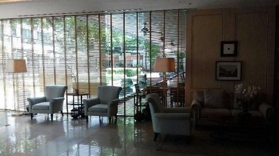 Amari Residences Bangkok : Lobby