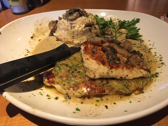 Olive Garden Portland 9830 Se Washington St Menu Prices Restaurant Reviews Tripadvisor