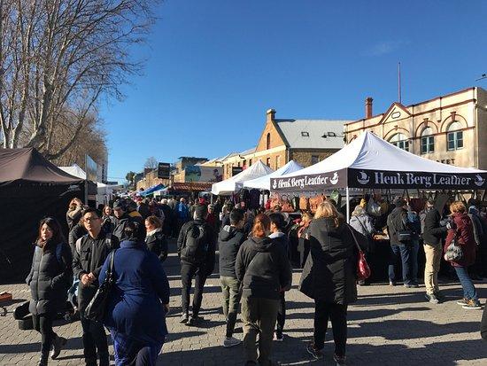 Salamanca Market Food Tour