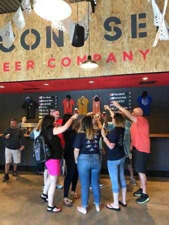 Decatur, Georgien: Cheers to good beers at Second Self
