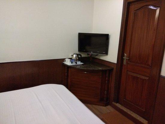 Kapil hotel Room 112