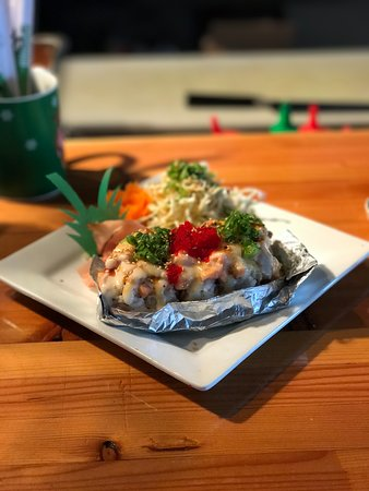 Mountain Sky Hotel: Lion King Roll