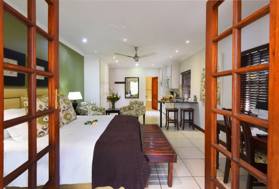 Rivonia Bed & Breakfast: Luxury Room with full kitchenette.