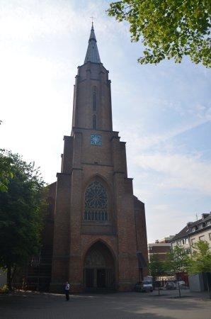Evangelische Kreuzkirche Bonn