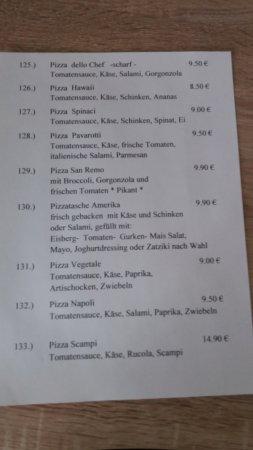 Butjadingen, Almanya: noch mehr Pizzen