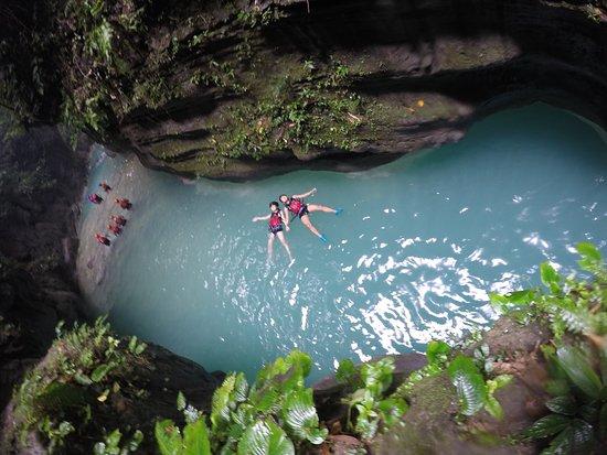 Badian Canyoneering