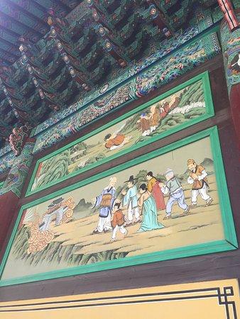 Cheonan, Korea Selatan: Gakwonsa Temple