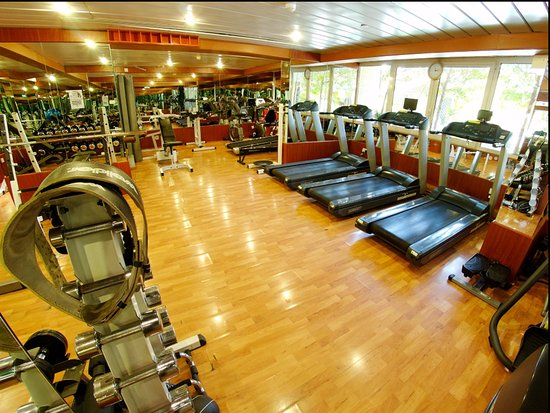 Arabian Courtyard Hotel & Spa: Gym
