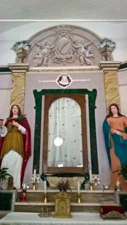 Chiesa di Santa Maria delle Grazie - altare