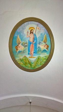 Chiesa di Santa Maria delle Grazie - volta